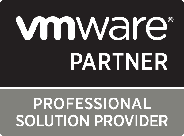 VMware Partner Professional Solution Provider logo